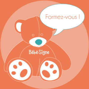 Image ourson formation langue des signes
